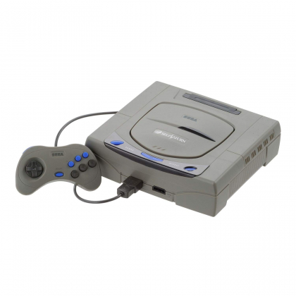 Bandai Spirits BEST HIT CHRONICLE Sega Saturn (HST-3200) 2/5 Color Coded Plastic Model