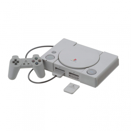 "BEST HIT CHRONICLE ""PlayStation"" (SCPH-1000) 2/5 Color Coded Plastic Model"