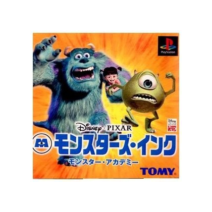 Tomy MONSTERS INC. Monsters Academy Sony Playstation Ps one