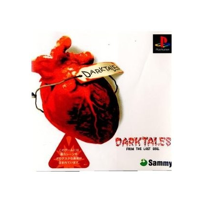 Sammy Dark Tales: From the Lost Soul Sony Playstation Ps one