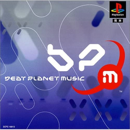 Sony Computer Entertainment Beat Planet Music Sony Playstation Ps one