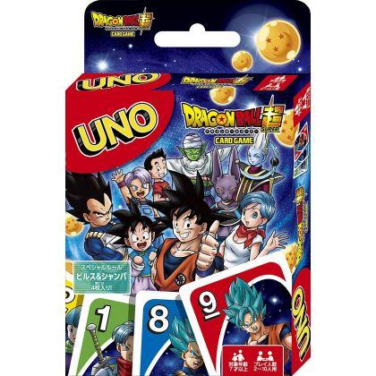 ENSKY - Jeu de Cartes UNO Dragon Ball Super