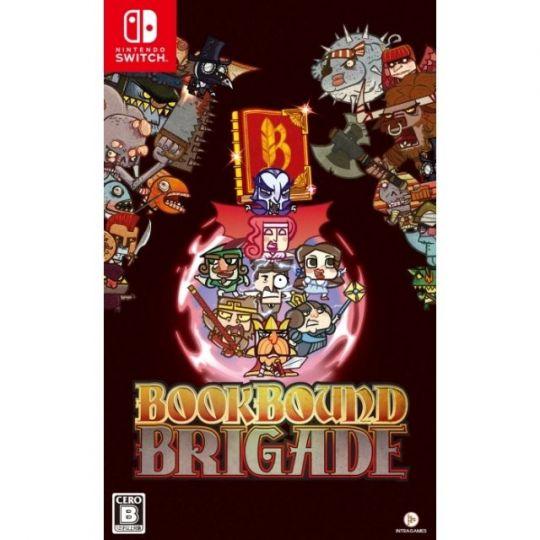 IntraGames Bookbound Brigade Nintendo Switch