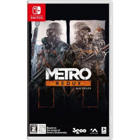 3goo Metro Redux Nintendo Switch