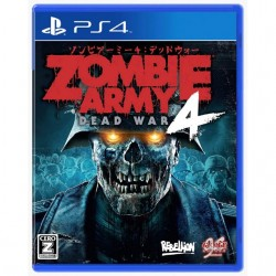 Game Source Entertainment Zombie Army 4: Dead War Sony Playstation 4