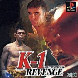 Xing K-1 Revenge Fighting Illusion Sony Playstation one