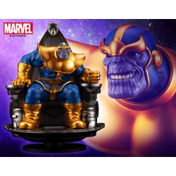 Kotobukiya Fine Art Statue Marvel UNIVERSE Thanos on Space Sloan 1/6 Scale Cold Cast Complete Figure