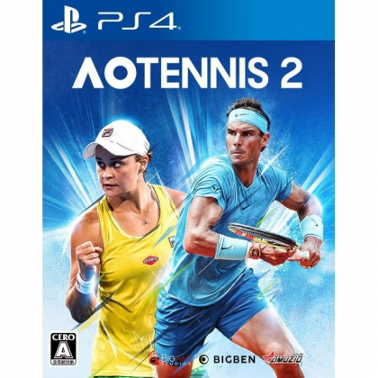 Oizumi Amuzio AO Tennis 2 Sony Playstation 4 PS4