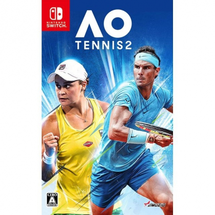 Oizumi Amuzio AO Tennis 2 Nintendo Switch