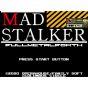Columbus Circle Mad Stalker Full Metal Forth MEGADRIVE