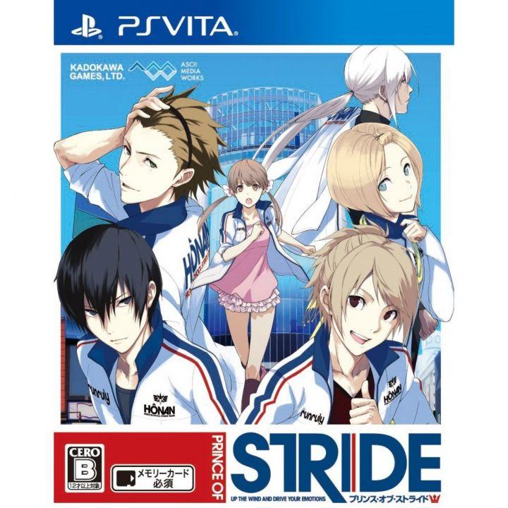 KADOKAWA GAMES Prince of stride PSVita