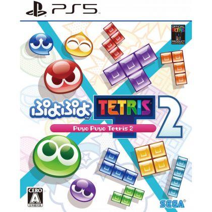 SEGA Puyo Puyo Tetris 2...