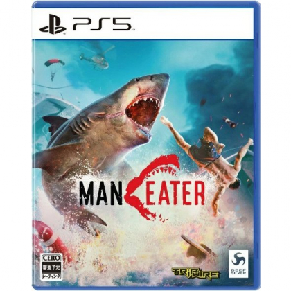 Deep Silver Maneater Sony...