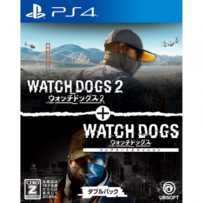 Ubisoft WATCH DOGS 1 + 2...