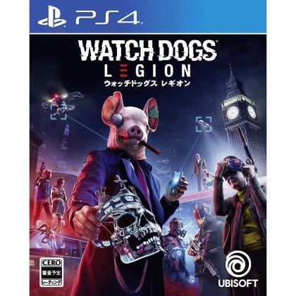 Ubisoft WATCH DOGS LEGION...