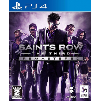 EXNOA Saints Row The Third...