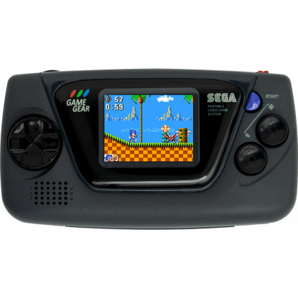 Sega Game Gear Micro (Black)