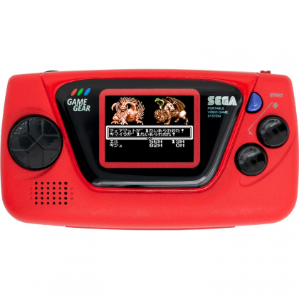 Sega Game Gear Micro (Red)