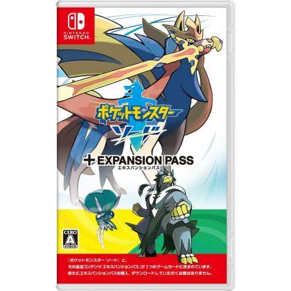 Nintendo Pokemon Sword +...