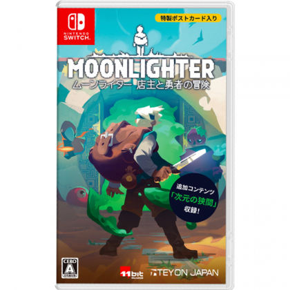 Teyon Moonlighter Nintendo...