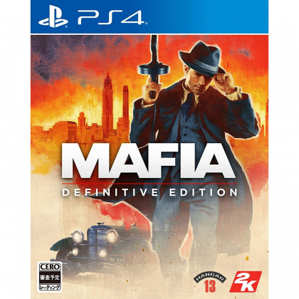 Take-Two Interactive Mafia...