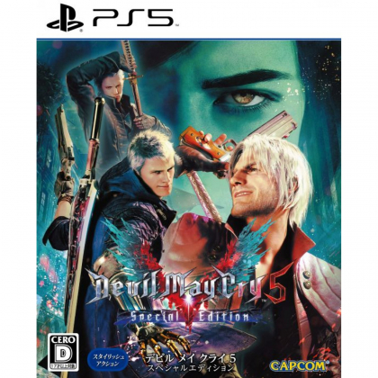 Capcom Devil May Cry 5...
