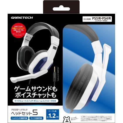GAMETECH P5F2277 Headset...