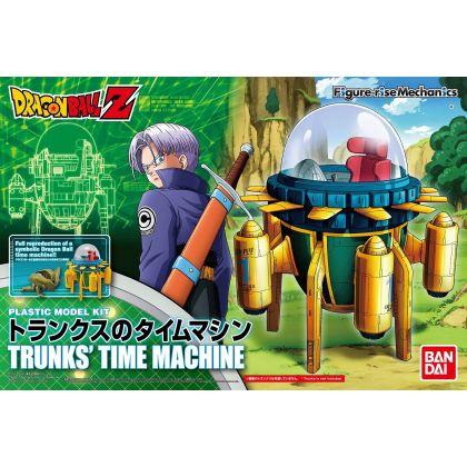 BANDAI Figure-Rise Mechanics Dragon Ball Z - Trunks Time Machine Model Kit
