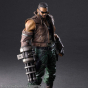 Square Enix Final Fantasy VII Remake Play Arts Kai Bullet Wares Version 2 PVC Pre-painted Action Figure