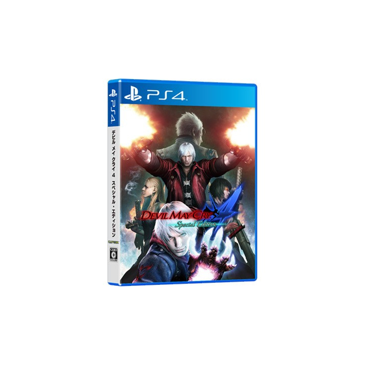 CAPCOM Devil May Cry 4 Special Edition [PS4 software]