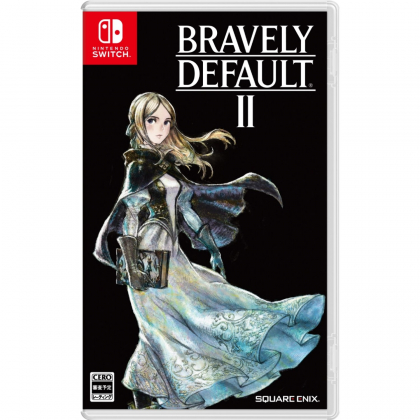Square Enix Bravely Default...
