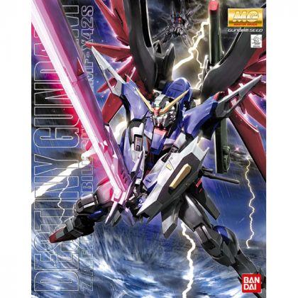 BANDAI MG Mobile Suit Gundam SEED DESTINY - Master Grade DESTINY GUNDAM Model Kit Figure (Gunpla)