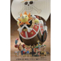 BANDAI MG One Piece: Thousand Sunny Ship New World Ver. Plastic Model Kit