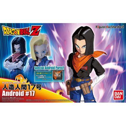BANDAI Figure-Rise Standard Dragon Ball Z - Cyborg C17 Plastic Model