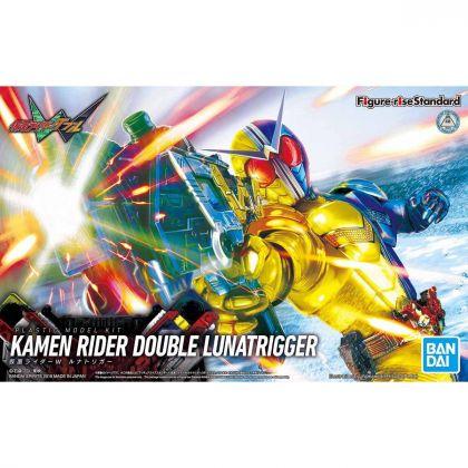 BANDAI Figure-Rise Standard Kamen Rider W - Kamen Rider W Luna Trigger Plastic Model