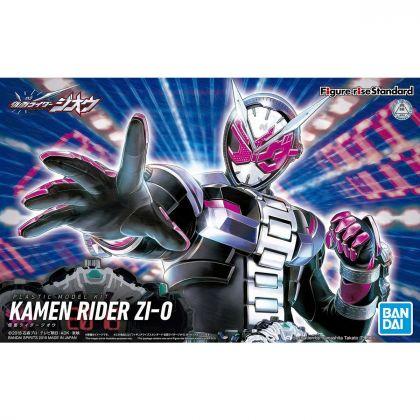 BANDAI Figure-Rise Standard Kamen Rider Zi-O Plastic Model