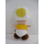"""Sanei Super Mario All Star Collection AC32 7.5"""" Toad Yellow Version Plush, Small"""