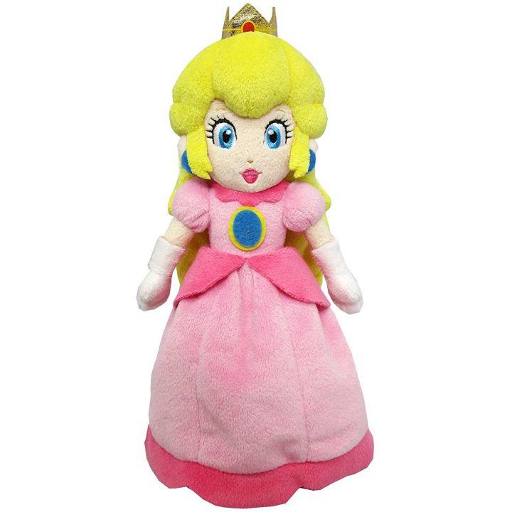 Sanei Super Mario All Star Collection AC05 Peach Plush, Small