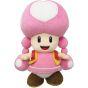 Sanei Super Mario All Star Collection AC33 Kinopiko (Toadette) Plush, Small