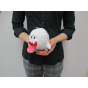 "Sanei Super Mario All Star Collection AC14 4"" Ghost Boo Plush, Small"
