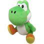 Sanei Super Mario All Star Collection AC19 Yoshi Plush, Medium