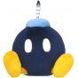 """Sanei Super Mario All Star Collection AC16 Bob-omb 5"""" Plush, Small"""