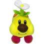 "Sanei Super Mario All Star Collection AC26 Wiggler 13"" Plush, Small"