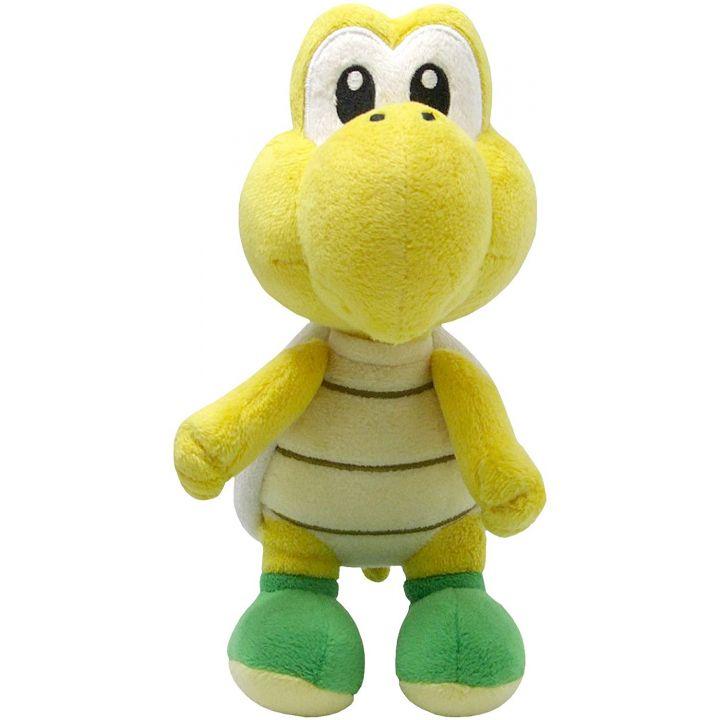 "Sanei Super Mario All Star Collection AC13 Koopa (Nokonoko) 7.9"" Plush, Small"