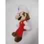 Sanei Super Mario All Star Collection AC07 Fire Mario Plush, Small