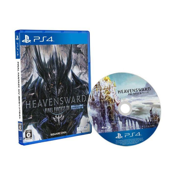 Final Fantasy XIV: Heavensward [PS4 software ] Square Enix