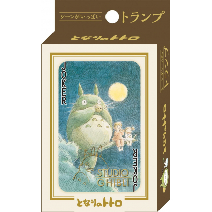 GHIBLI Totoro Playing Cards...