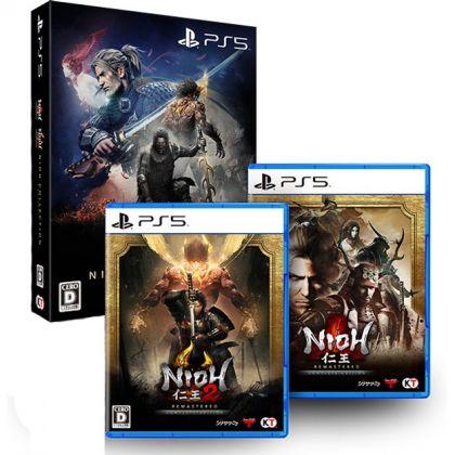 Koei Tecmo Games Nioh...