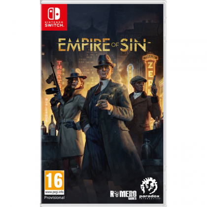 Sega Empire of Sin Nintendo...