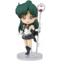 BANDAI Figuarts Mini Sailor Moon - Super Sailor Pluto -Eternal edition